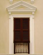 Cornici per finestre, accessori