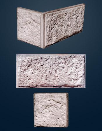 decorazioni in cemento per facciate
